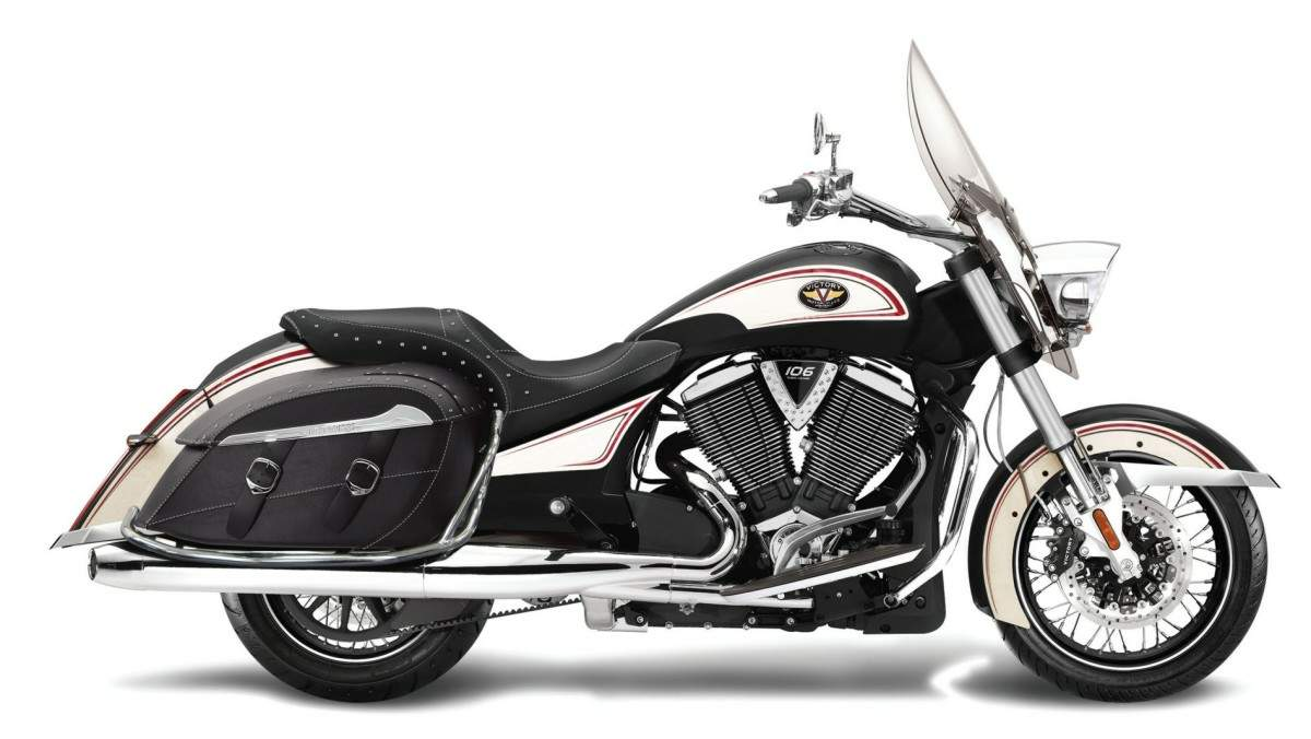 Victory Cross Roads Classic technical specifications